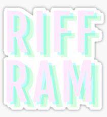 Riff Ram Sticker