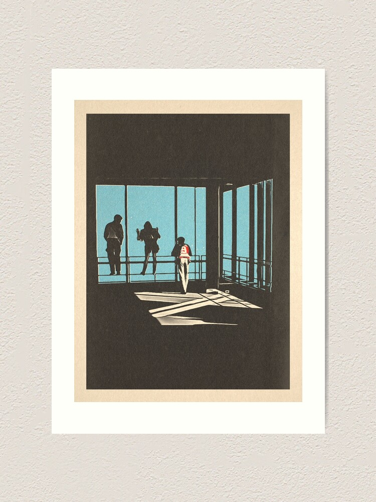 Alternate view of Ferris Bueller - Sears Tower Art Print