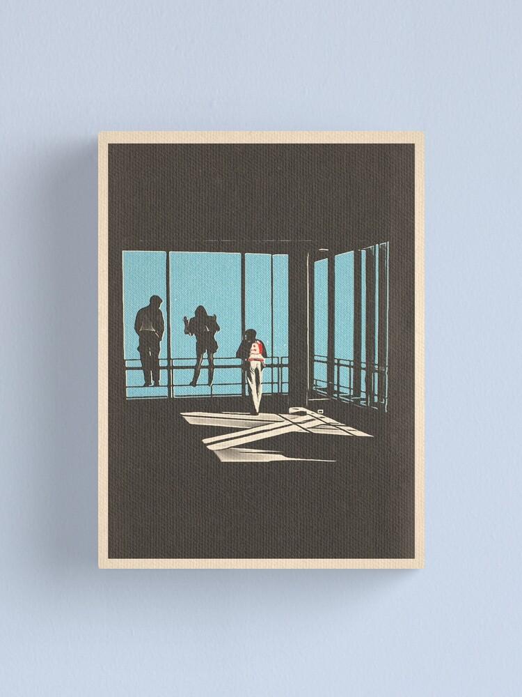 Alternate view of Ferris Bueller - Sears Tower Canvas Print