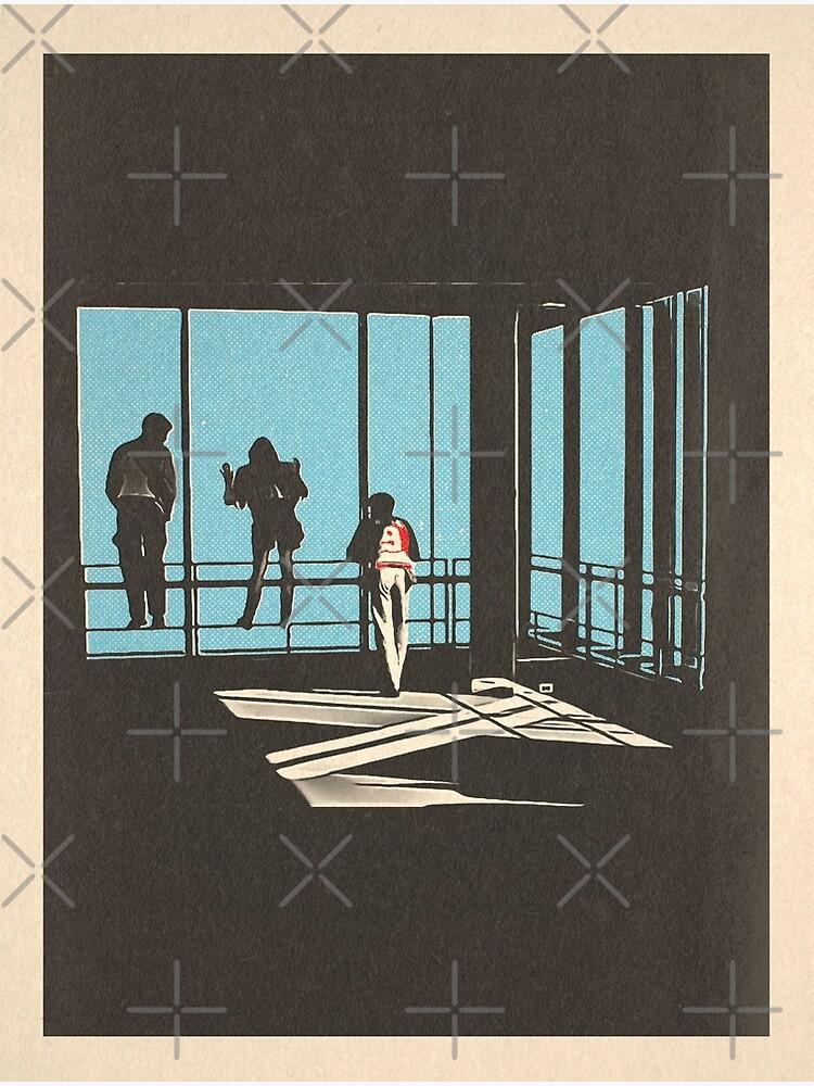 Ferris Bueller - Sears Tower by twelfthman