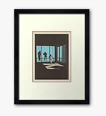Ferris Bueller - Sears Tower Framed Print