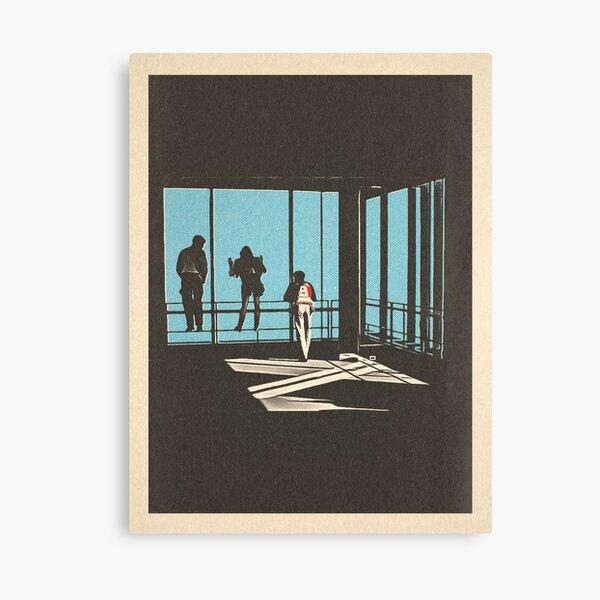 Ferris Bueller - Sears Tower Canvas Print