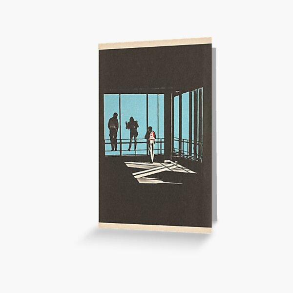 Ferris Bueller - Sears Tower Greeting Card