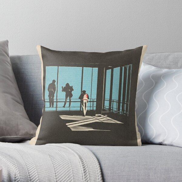 Ferris Bueller - Sears Tower Throw Pillow