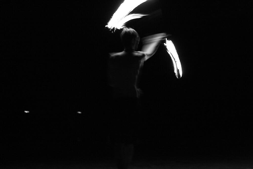 Fire Twirler - # 6 by OzShell