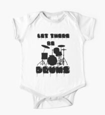 DRUMS T-SHIRT One Piece - Short Sleeve