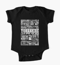 YORKSHIRE SAYINGS One Piece - Short Sleeve