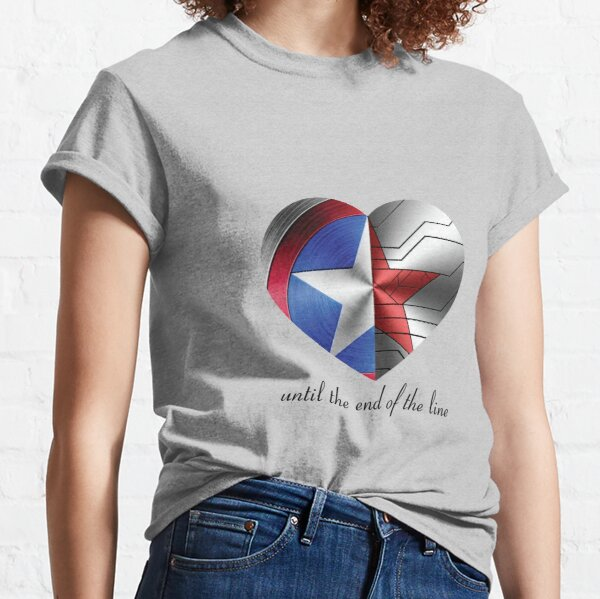 Stucky Heart Classic T-Shirt