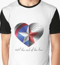Stucky Heart Graphic T-Shirt