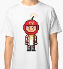 NCT127 CHERRY BOMB TAEYONG PIXEL Classic T-Shirt