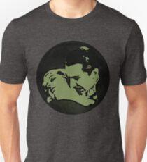 Count Dracula and Victim T-Shirt