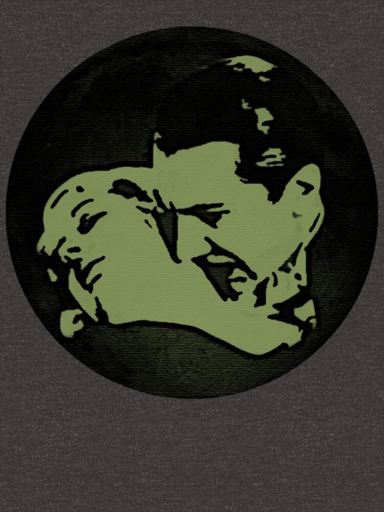 Count Dracula and Victim by kawaiikastle