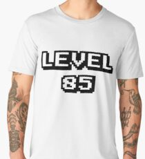LVL 85 Men's Premium T-Shirt