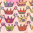 Project 321 - Fun Crowns by cehouston