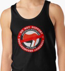 Do Not Support Terrorist Organizations Antifa Tank Top
