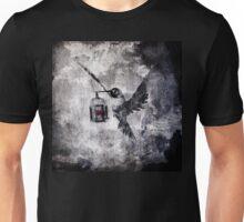 When The World Has Fallen Out Unisex T-Shirt