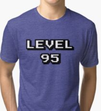 LVL 95 Tri-blend T-Shirt