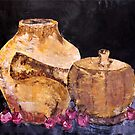 Chinese pots by Susan van Zyl