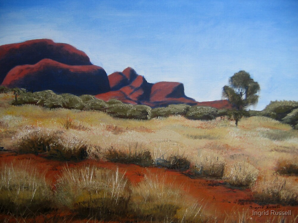 Outback by Ingrid Russell