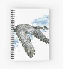 Honker Spiral Notebook