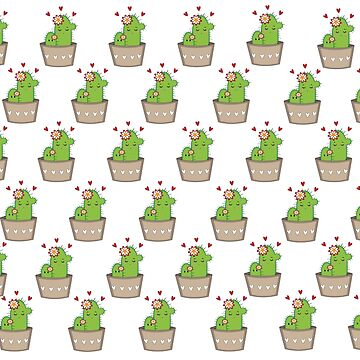 Cactus pattern by WACHtraum
