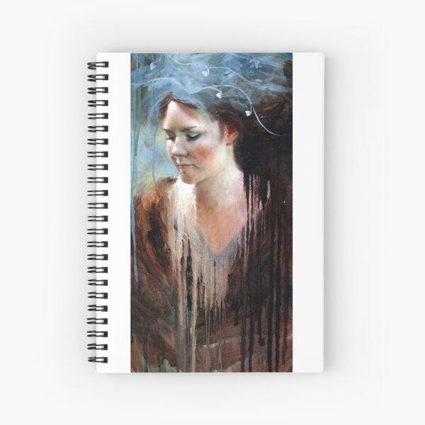 Shift Spiral Notebook