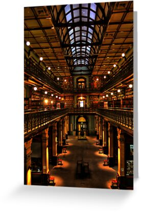 Mortlock Library HDR by Steve Chapple