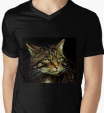 Scottish Wildcat close up T-Shirt