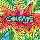 Project 321 - Courage by cehouston