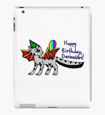 DeviantArt's Birthday iPad Case/Skin