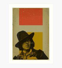 Wilde Art Print
