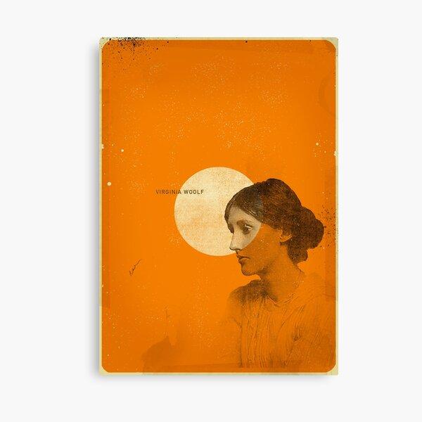 Woolf Canvas Print