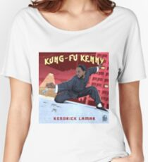 Kung Fu Kenny Women's Relaxed Fit T-Shirt