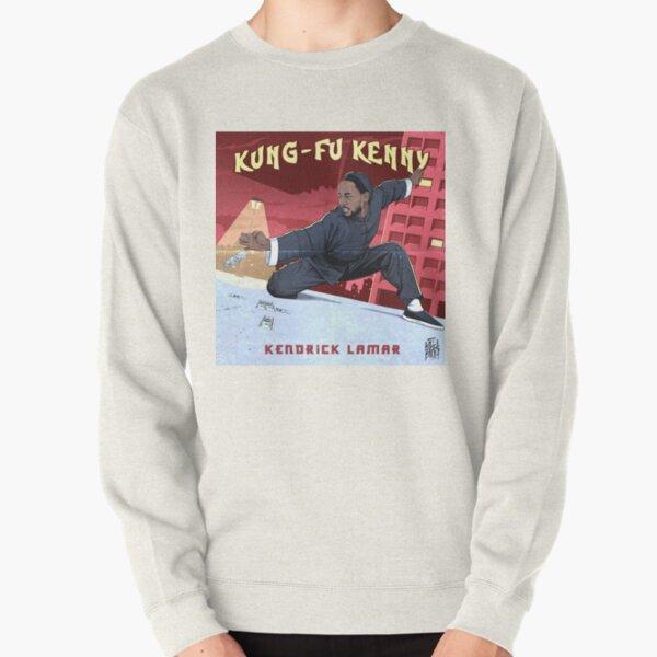 Kung Fu Kenny Pullover Sweatshirt