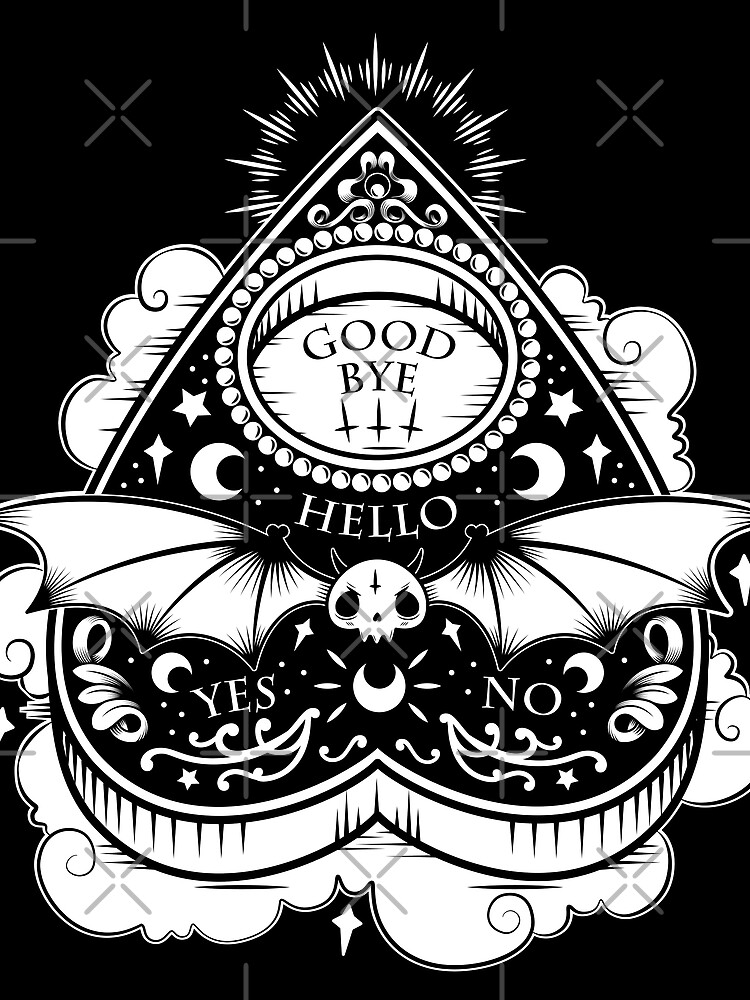 OUIJA Horror by batory
