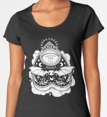 OUIJA Horror Frauen Premium T-Shirts