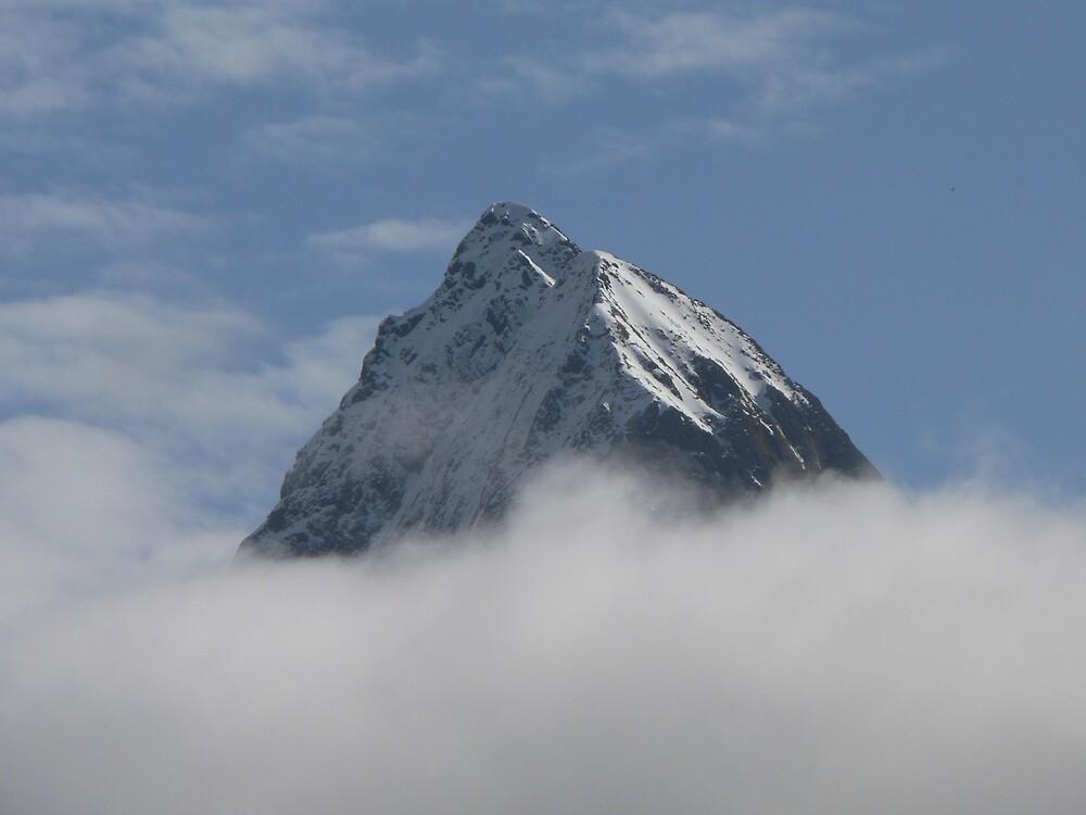 Mountain Peak by John Townsend