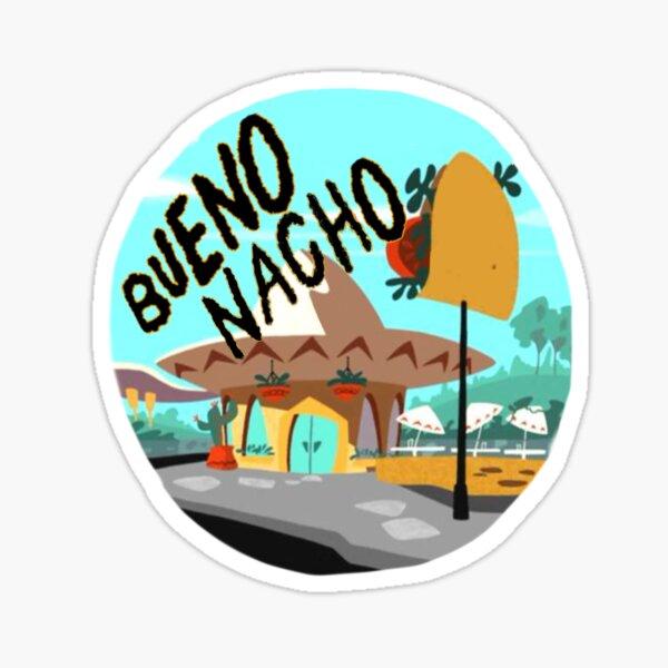 Bueno nacho  Sticker