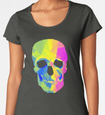Sweet Skull Women's Premium T-Shirt