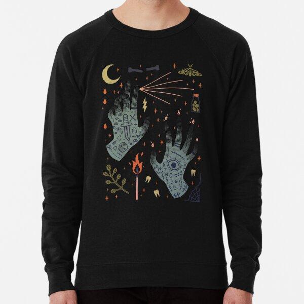 A Curse Upon You! Lightweight Sweatshirt