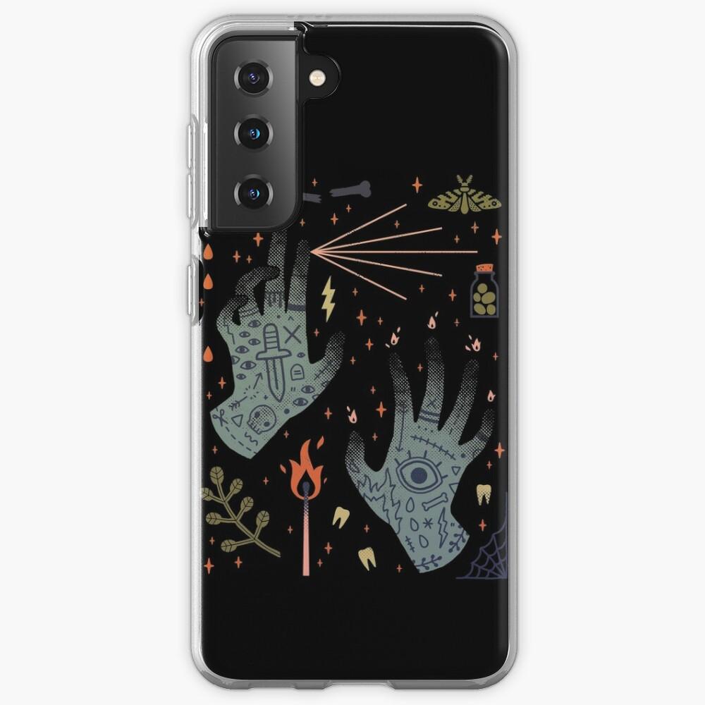 A Curse Upon You! Samsung Galaxy Phone Case