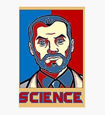 Archer- Dr. Krieger Science Photographic Print