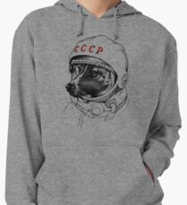 Laika, space traveler Lightweight Hoodie