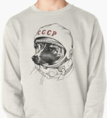 Laika, space traveler Pullover