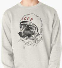 Laika, voyageur dans l'espace Sweatshirt