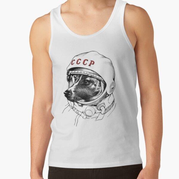 Laika, space traveler Tank Top