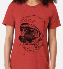 Laika, Weltraumreisende Vintage T-Shirt