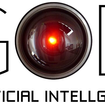 To HAL with artificial intelligence. by atheistcards