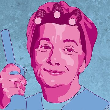 Hilda Ogden - Coronation Street by WASABISQUID