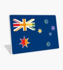 LGBT  AU Rainbow flag Laptop Skin